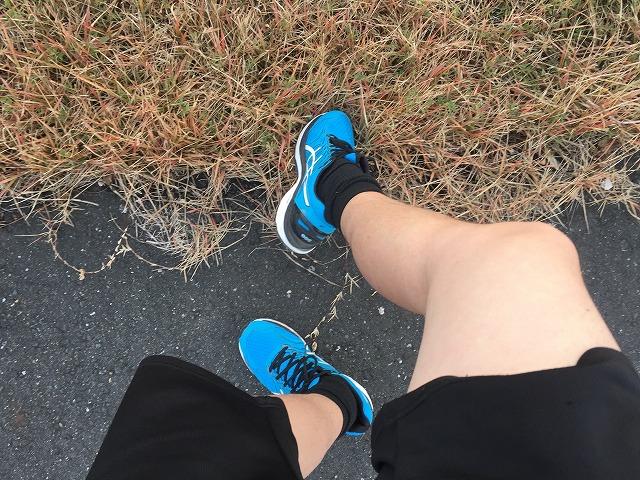 フォームソティックスがランナー膝の改善に効果がある事は間違いない