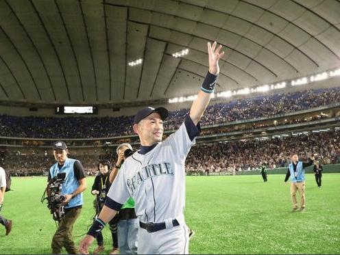 世界一好きな野球選手「イチロー」の引退に思う事。